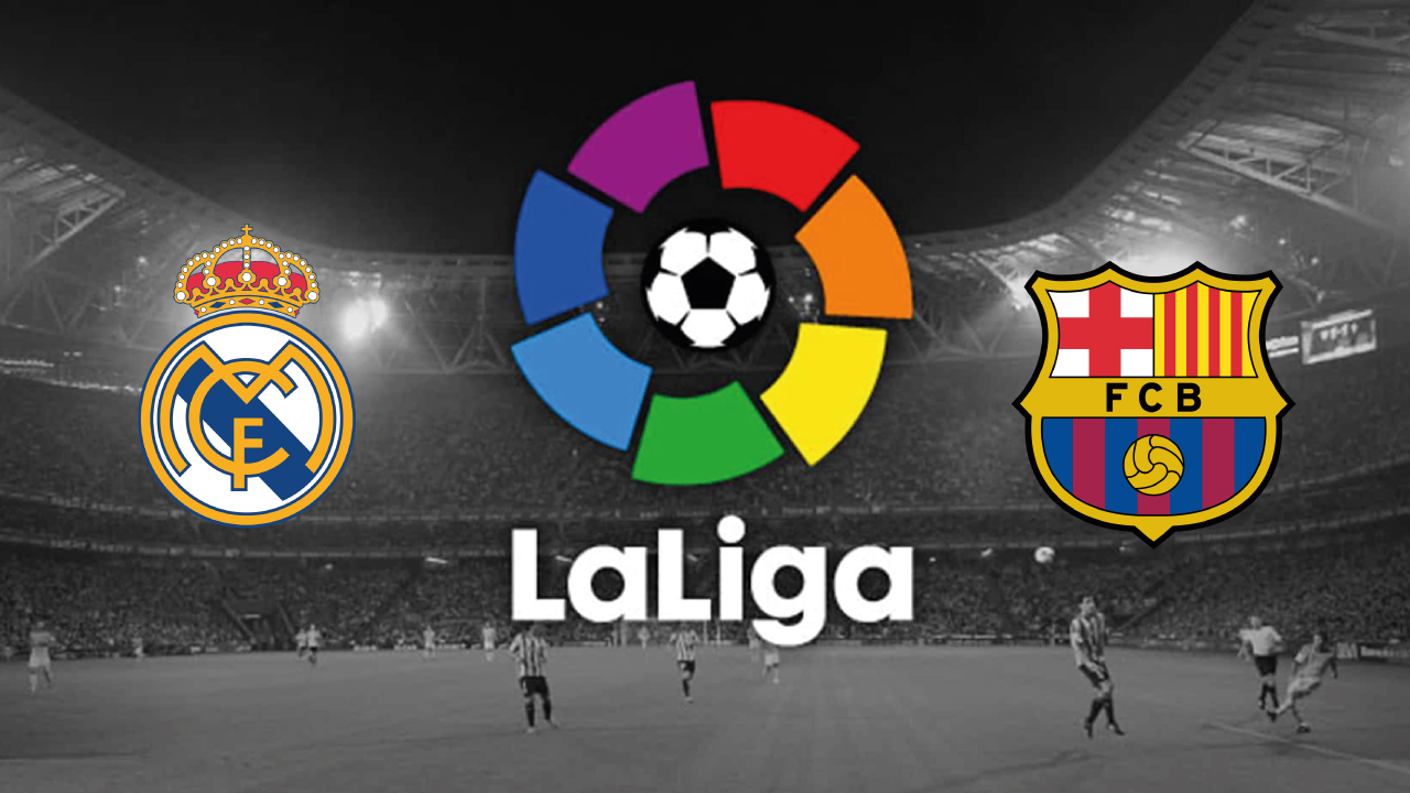 REAL MADRID – BARCELONE